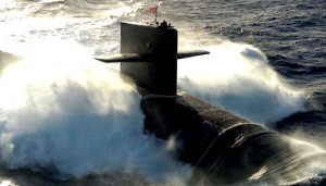 The USS Maine (SSBN 741), on which I deployed five times between 2000 and 2003