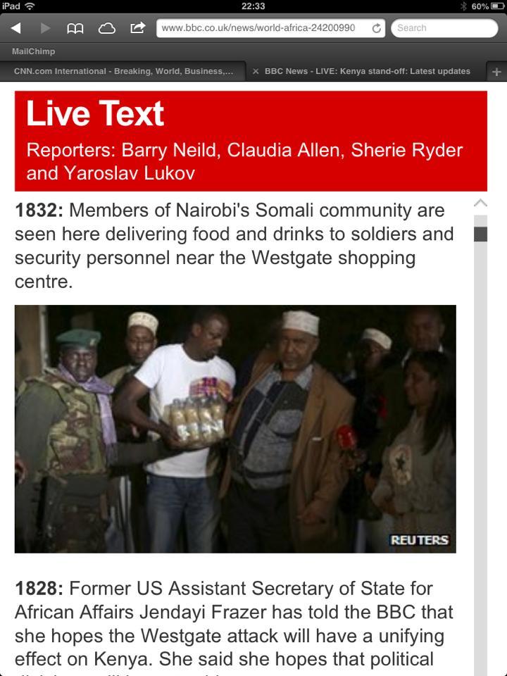 BBC live ticker, 23/9/13