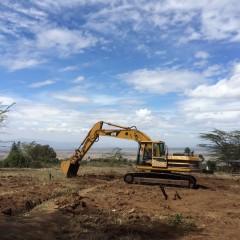 Core infrastructure:  Sanitation Phase 2 Groundbreaking! (14/11/14)