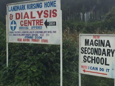 Wild dialysis chase (27/5/16)