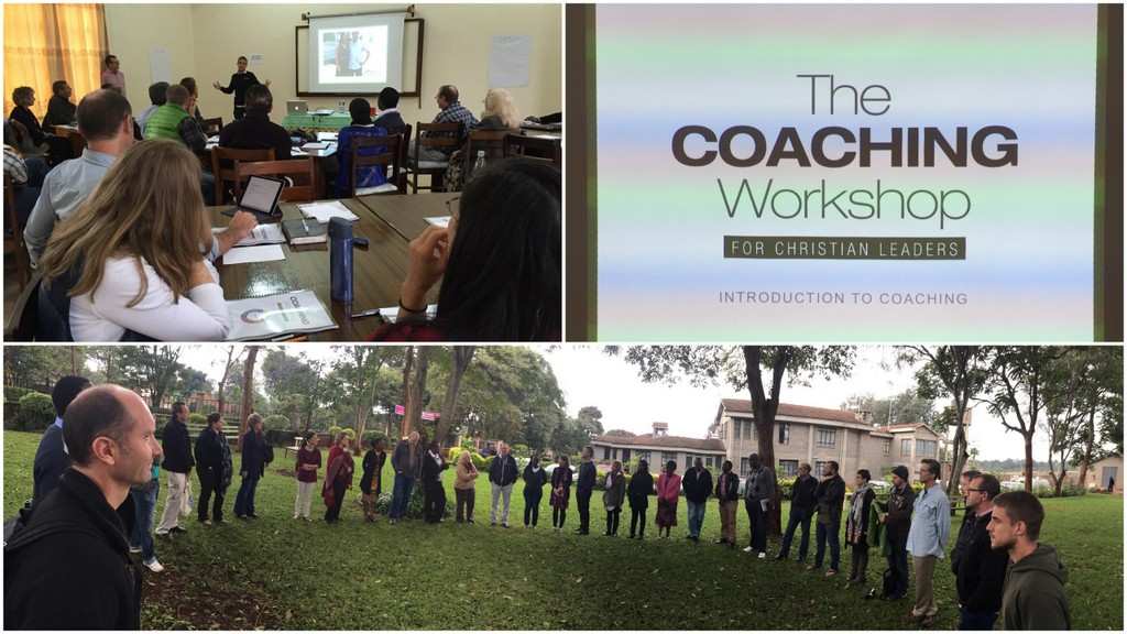 After receiving my coaching training in early 2015, we worked to bring a shorter (3 day) version of the training workshop to Kenya for leaders from Kijabe Hospital and other organisations around East Africa.
