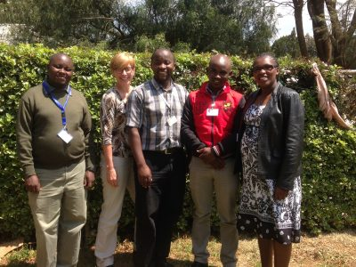 Mary and the Maternal Newborn Community Health Team