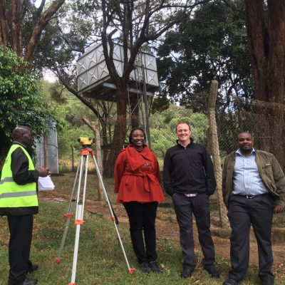 Harder to write about: mentoring these young future Kenyan engineering leaders