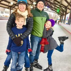 Christmas greetings from the Steeres (22/12/17)