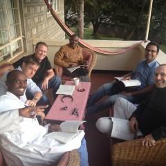 Spiritual formation group #2 (11/16/14)